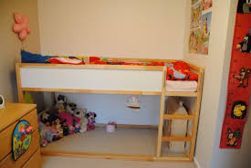 Loft Beds  Ikea Childrens Loft Bed Slide  Mydal Bunk Bed Frame - Ikea kid bunk bed