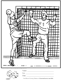 coloring pages tennis ball alltoys for