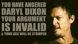 Daryl Walking Dead Meme - the walking dead s norman reedus on daryl dixon memes scifinow
