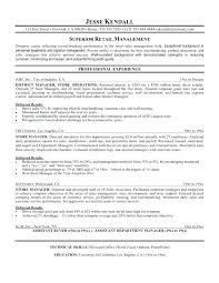 Resume For Retail Merchandiser Sample Resume For Merchandiser Job Description Rep Retail Sales