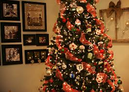 christmas mesh ribbon designer christmas tree with ribbon there are more interesting