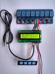 taximetar t 9 bluetooth thermostat remote control 8 relays