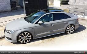 nardo grey r8 audi exclusive nardo grey a3 s line sedan be jealous be very