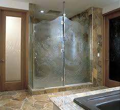 Frosted Glass Shower Door Frameless Sliding Glass Shower Doors Wall Mounted Shower Frosted Glass