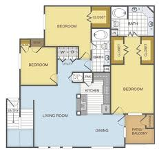 Poplar Forest Floor Plan Greenwood Forest Rentals Houston Tx Apartments Com