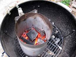best way to light charcoal quick grilling tip use a charcoal chimney kitchn