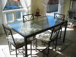 Dining Room Tables Glass by Updated Designs Ikea Kitchen Tablehome Design Styling