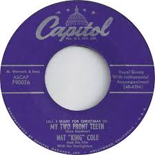 45cat nat king cole and his trio all i want for