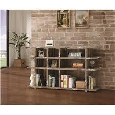 Coaster Bookshelf Coaster Bookcases Multiple Cubed Rectangular Bookcase White