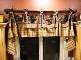 French Country Window Valances Kitchen Valance French Country Design