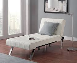 White Chaise Lounge Living Room Brilliant Home Furniture Of White Chaise Lounge Chair