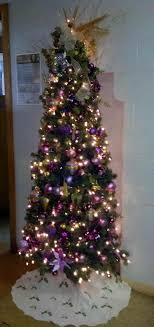 decoration blue u happy holidays decoration tree