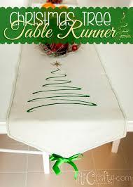 make christmas table runner christmas tree table runner tree table christmas tree and filing