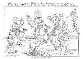 denver historians release buffalo bill coloring book as break