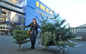 bag a 20 voucher for buying your tree at ikea telegraph