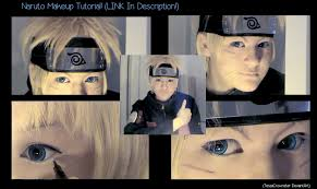 tutorial naruto video naruto makeup tutorial by tessacrownster on deviantart