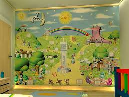 choosing the best nursery wallpapers to decorate your baby rooms