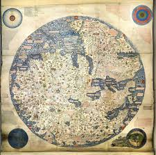 What Is A World Map by History In The News First Impressions Magnificent Maps Power