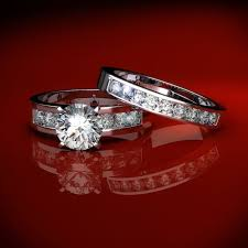 Wedding Ring Sets For Her by Tips For Buying A Diamond Wedding Ring Sets For Her Engagement Rings