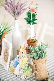 rabbit birthday kara s party ideas beatrix potter rabbit birthday party