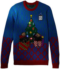 ugly christmas sweater with lights blizzard bay men s a sloth s christmas light up ugly christmas