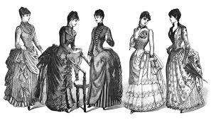 women s dress era women s fashion clothing of late 1800s london