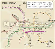 Singapore Subway Map by Taipei Metro Mrt U2014 Map Lines Route Hours Tickets