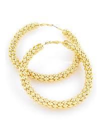 large gold hoop earrings 18 c vera large gold hoop earrings curvy boutique plus size