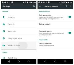 account recovery android 4 solutions to backup and restore android phone tablet
