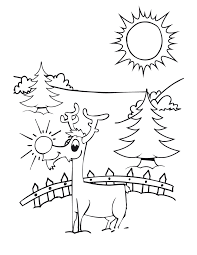 nature coloring pages u2013 alcatix com