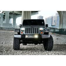 matte olive jeep wrangler under the sun black out wrangler jk grille insert black out usa