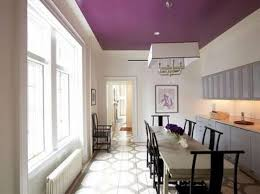 should i paint my ceiling and what color should i use mb jessee