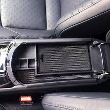 box car toyota car accessories black car glove box armrest box secondary storage