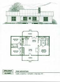 log home open floor plans log home open floor plans beautiful chickamauga 2 bed 1 5 bath 1