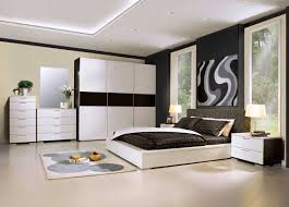 Wood Furniture Design Bed 2015 Wonderful Grey Brown Wood Glass Modern Design Bedroom Closet Ideas