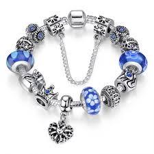 diy glass bead bracelet images Beaded bracelets beaded charm bracelets jpg