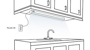 ideas for cabinet lighting in kitchen how to buy cabinet lighting ideas advice ls plus