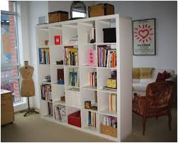 furniture home bookshelves as room dividers best images about