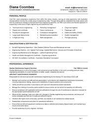 maintenance tech resume sample aircraft maintenance technician cover letter sample docoments sample resume for aircraft maintenance technician