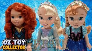 disney frozen princess anna u0026 elsa disney brave merida sofia