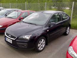 ford focus 1 6 sport ford focus 3d sport 1 6 ti vct