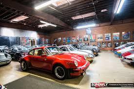 magnus walker porsche wheels magnus walker u0027s epic porsche garage u0026 collection superfly autos