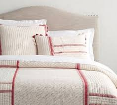Difference Between Coverlet And Quilt Quilts Pottery Barn