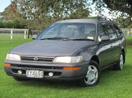 1995 toyota corolla station wagon 1992 toyota corolla station wagon no reserve cash4cars