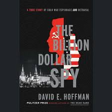 download the billion dollar spy audiobook by david e hoffman for