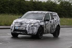 wrapped range rover evoque the art of car disguise prototype camouflage decoded by car magazine