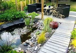 Decoration Ideas For Garden Backyard Decor Idea Outdoor And Decorating Ideas Country Living