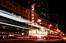 Chicago Theater Map by Chicago Answering Service In Illinois Map Communications