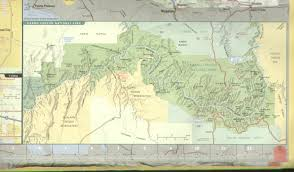 Mesa Arizona Map by Havasu Falls Mooney Falls Supai Falls Navajo Falls Arizona