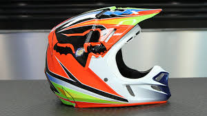 motocross helmets fox fox racing v4 race helmet motorcycle superstore youtube